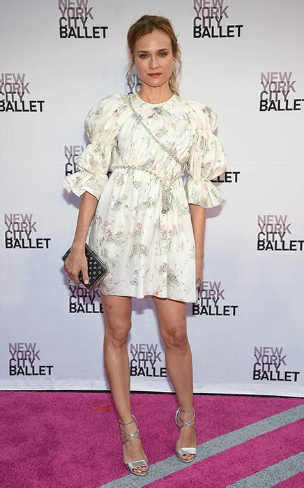 Best Dressed Of The Week Diane Kruger At Haute Couture Fashion Week by Best Dressed Of The Week Photo 8