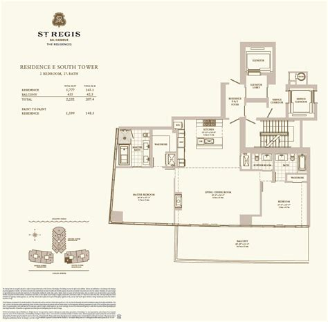 st regis floor plan st regis bal harbour floor plans st regis bal harbour