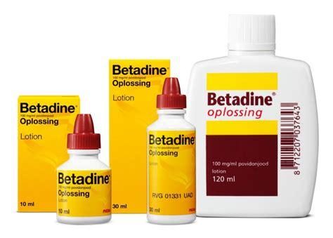 Betadine Salep Antiseptik 5 Gram antibacteriele antiseptische zalven en oplossingen