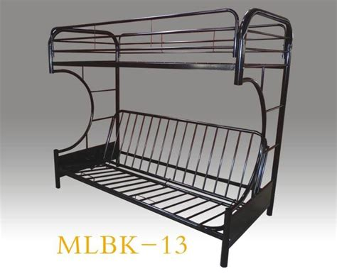 futon decke metal and steel beds dekker crowdbuild for