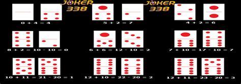 menghitung angka domino poker joker game poker
