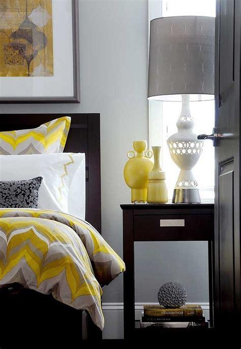 chambre jaune et gris id 233 es d 233 co pour une chambre jaune et grise