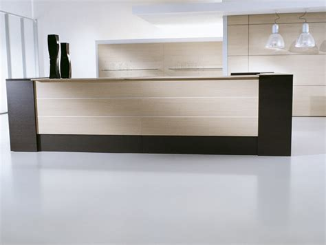Modular Reception Desk Emel 13 Reception Desk Modular Reception Desks From Msl Interiors