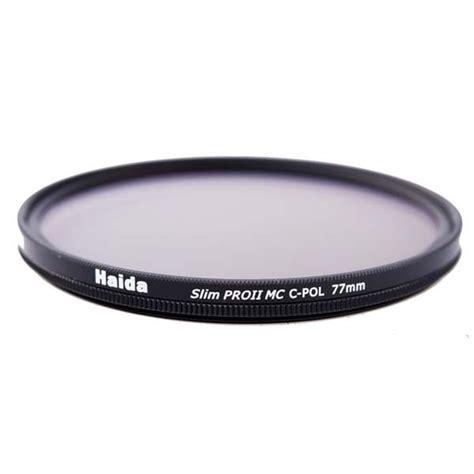 Lensa Haida Slim Pro Ii Mc Cpl 77mm Filter Lensa polarizing filter cpl filter circular polariser filter 77mm polarizing filter 58mm polarizing