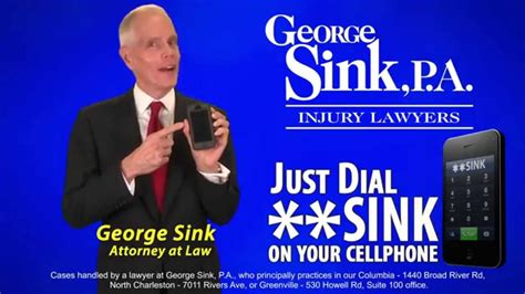 george sink injury lawyers texting while driving causes over 1 6 million accidents a