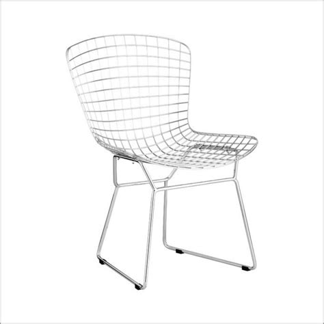 Wire Dining Room Chairs by Wire Dining Chair