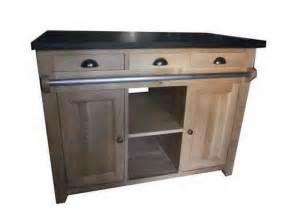 meuble cuisine ilot central id 233 es de d 233 coration et de