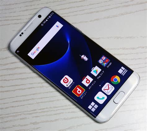 Samsung S7 Edge Docomo