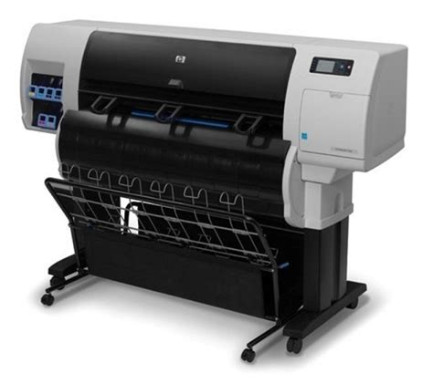 Printer Hp Wide Format hp designjet t7100 large format printer ebuyer