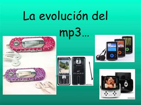 videos imagenes mp3 la evoluci 243 n de mp3