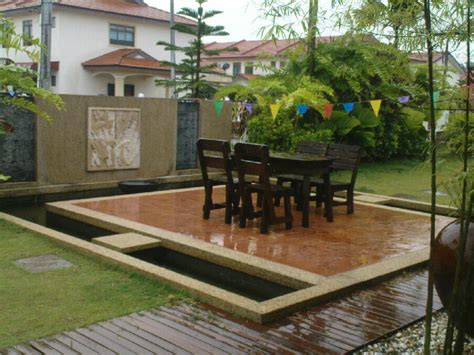 backyard kl backyard design malaysia outdoor furniture design and ideas