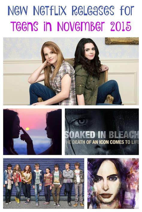 film recommended november 2015 new releases on netflix for teens in november 2015