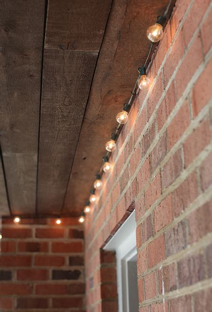 How To Hang Lights From Ceiling 19 Things You Should Put On Your Front Porch Porch
