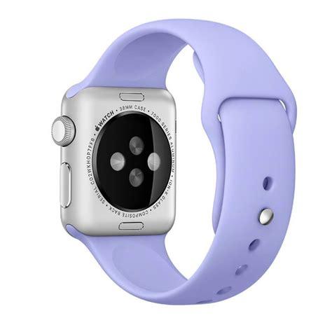 Apple Sport 38mm apple 38mm sport band lilac pdair 10