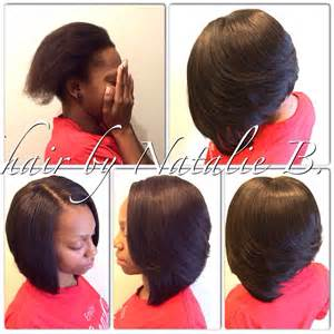 layered bob sew in hairstyles for black for pin by shelby graham on weave hair ideas pinterest