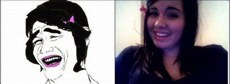 Meme Faces Girl - memes faces by a girl