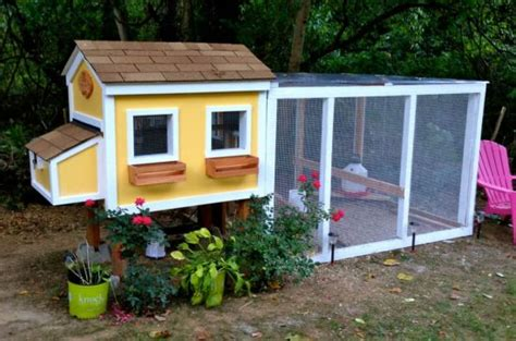 Backyard Chicken Houses Chicken Coops You Will Go Totally Clucky The Whoot