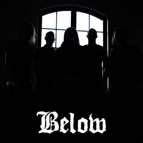 Metal Blade Records swedish doom band below signs to metal blade records