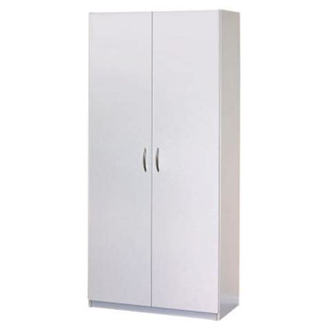 Closetmaid Wardrobe Cabinet by Keter 35 In X 74 In Wide Xl Freestanding Plastic