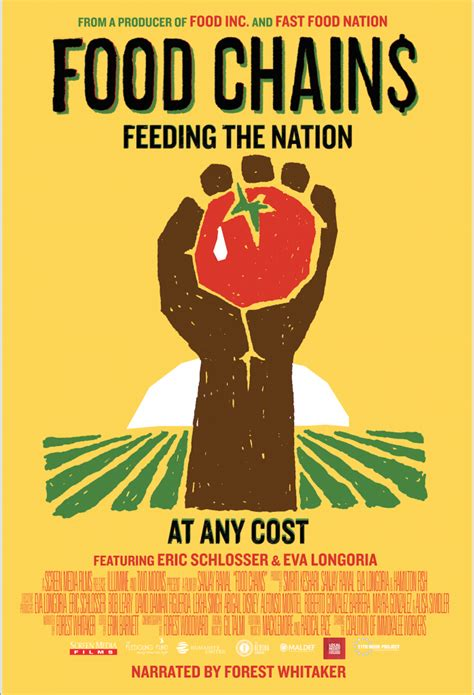call of the food a call to a different of food chains director calls on fair food