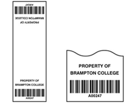 Label Barcode Ukuran 52 X 25mm scanmark cable wrap barcode label black text 75mm x 25mm bsf01 label source