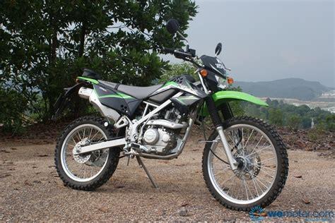 Paking Kopling Klx 150 Kawasaki review kawasaki klx 150l wemotor