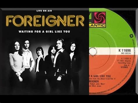 foreigner urgent film waiting for a girl like you foreigner sweet movie
