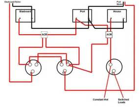 3 battery wiring diagram boat image collections wiring