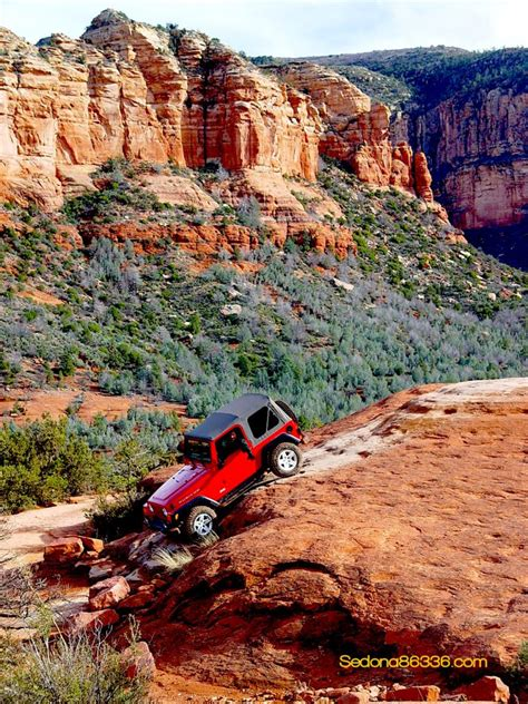 Sedona Jeep Trails 4 Reasons You Should Take A Rock Jeep Tour This Fal