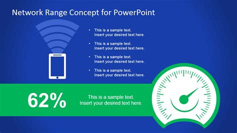 network range powerpoint template slidemodel