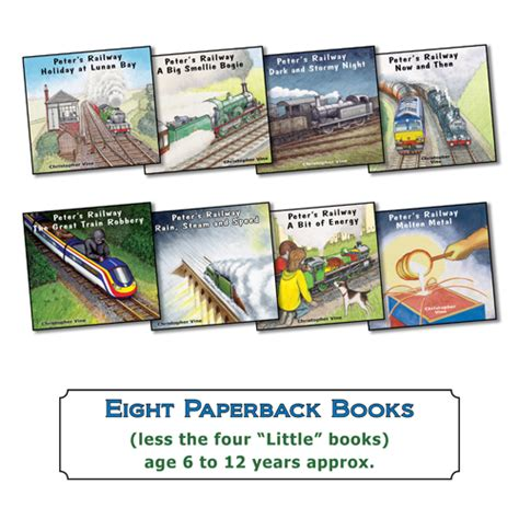 eightfold books peter s railwayrain steam and speed peters railway