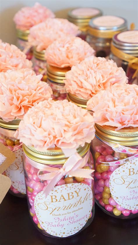 favors to make diy baby shower favor gifts all you need is jars