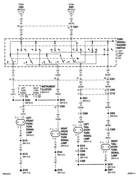 dodge 1999 ram 1500 backup light wiring diagram 51