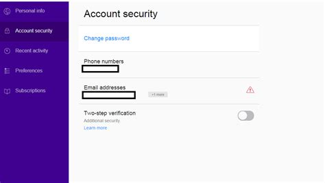 yahoo email verification code not received logging into your yahoo mail with your phone asknoypi