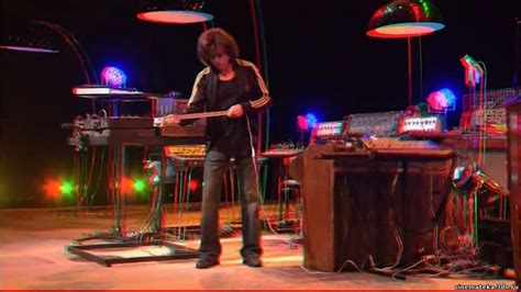 Oxygene Live In Your Living Room by Jean Michel Jarre Quot Oxygene Quot Live In
