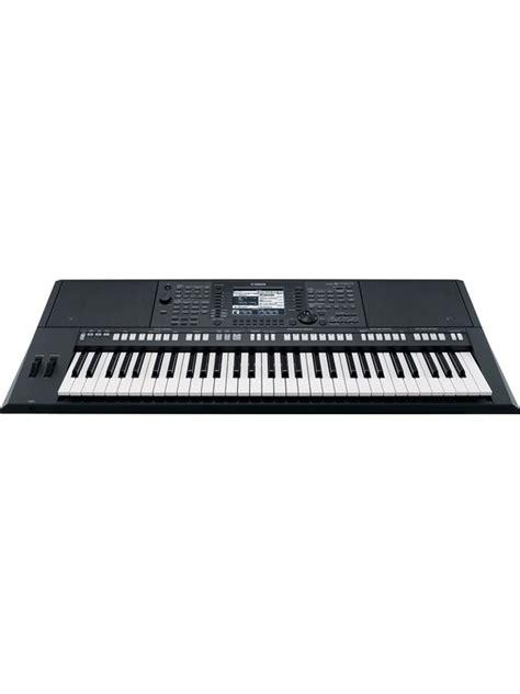 Keyboard Yamaha Psr S750 Second yamaha psr s750 arranger workstation keyboard yamaha keyboard instruments accessories