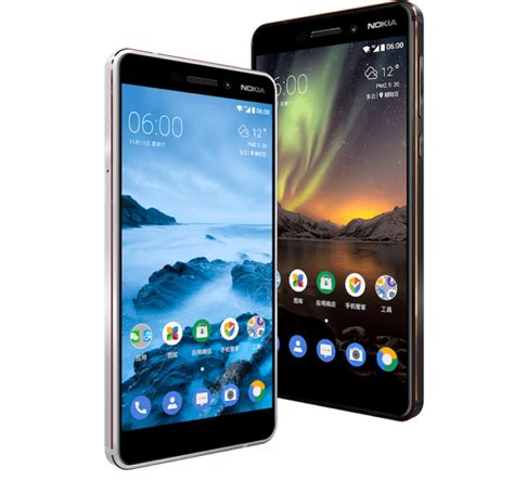 Nokia Android Ram 4gb nokia 6 2018 is now official with sd630 4gb of ram androidheadlines