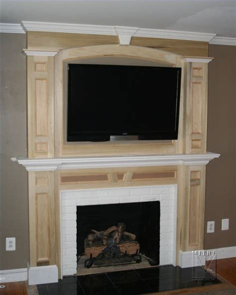 Tv Above Fireplace Mantel by High Quality Mantle Fireplace 2 Fireplace Mantel