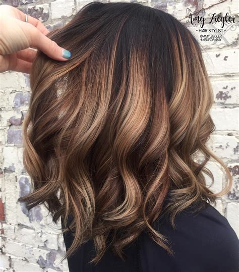 Balayage Hair Colors For 2018 Best Hair Color Ideas Trends In 2017 2018 10 Trendy Brown Balayage Hairstyles For Medium Length Hair 2019