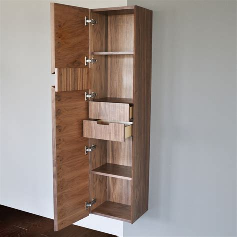 Modern Bathroom Wall Cabinets Lacava Wall Cabinet Modern Bathroom Cabinets And Shelves San Francisco By The Bath Beyond