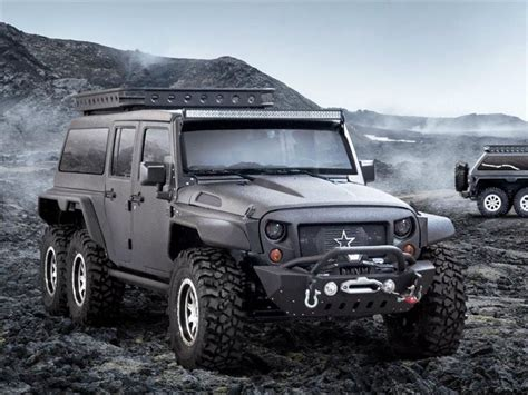Jeep Chion Jeep Wrangler 6x6 Tomahawk Nacido Por Y Para China