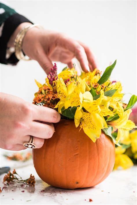 diy grocery store flower arrangement the sweetest occasion diy pumpkin flower arrangements the sweetest occasion