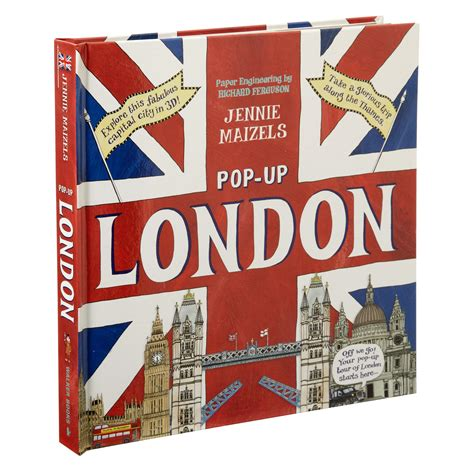 pop up london pop up london book 163 14 99 hamleys for toys and games