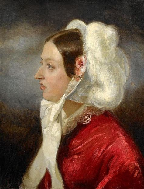 young queen victoria beautiful young victoria queen victoria pinterest