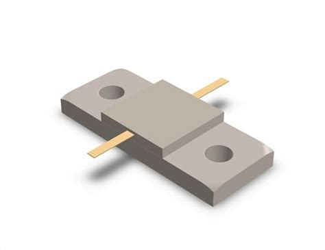 rf power resistor 500w rf power resistor mysolidworks 3d cad models