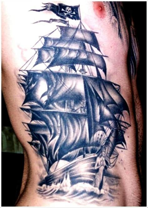 ship tattoo meaning 12 best ship and pirate tattoos images on