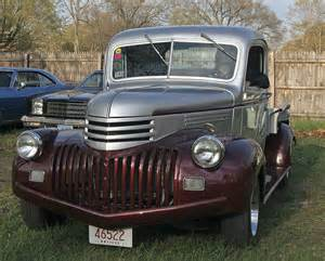 1944 Chevrolet Truck May 2005 Rods