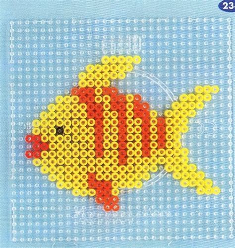 hama fish 17 best images about perlers