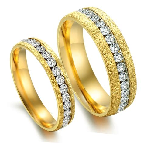 Wollpaper Of Gold Ring Of Of by Home Design Alluring Wedding Gold Rings For Gold