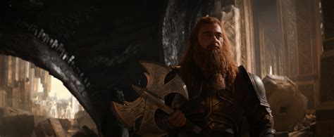 thor movie volstagg volstagg with axe ray stevenson photo 36053831 fanpop